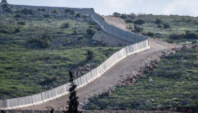 Турция отгородилась от Сирии и строит стену на границе с Ираном