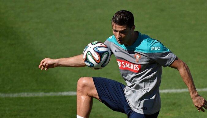 Роналду отказался общаться с журналистами до конца сезона