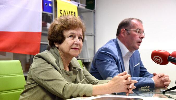Eiropas Parlamenta vēlēšanās ar pirmo numuru startēs Latvijas Krievu savienība