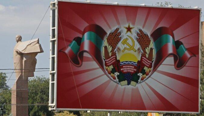 Ukraina bloķē Krievijas militāro transportu uz Piedņestru