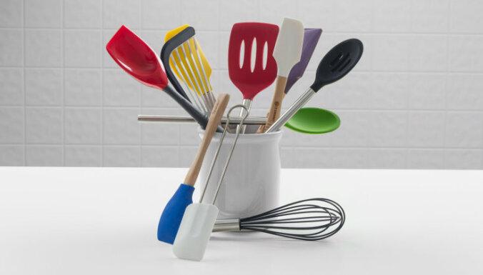 Aktuālākā tendence virtuvē – silikona piederumi