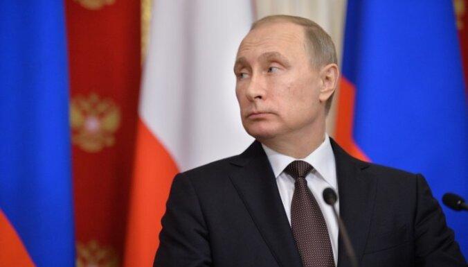Путин: Запад не смог нас изолировать, Панамские документы — попытка раскачать ситуацию