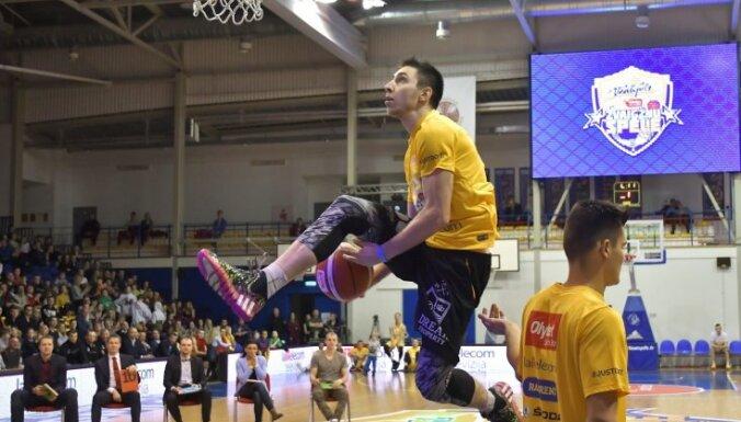 Таллин примет первый за всю историю Матч звезд латвийского и эстонского баскетбола