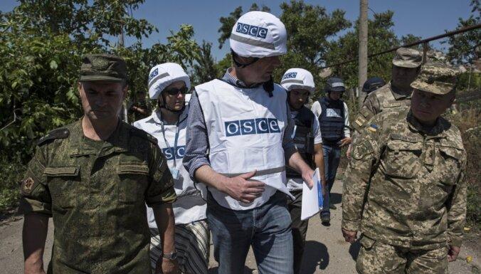 """ОБСЕ рассказала о машинах с """"грузом 200"""" на границе с Украиной"""