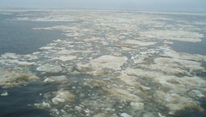 Из-за теплой осени Балтийское море пока не замерзает