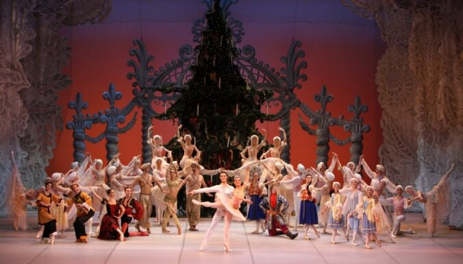 Latvijas Nacionālais balets atgriezies no viesizrādēm Itālijā un pirmo reizi dosies uz 'Goru'