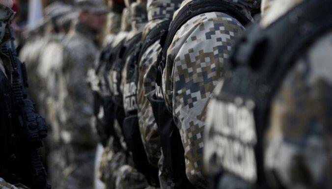 Militārajai policijai pirks dronu