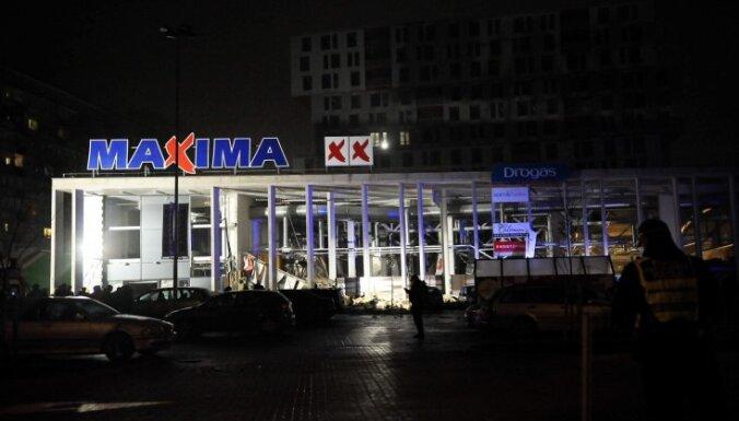 Архитектор: крыша Maxima два года выдерживала еще большую нагрузку