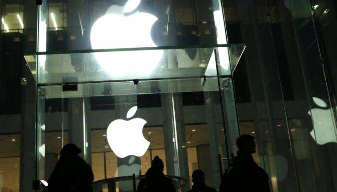 'Apple' maksās 113 miljonus ASV dolāru, lai atrisinātu 'iPhone' 'baterijgeitu'