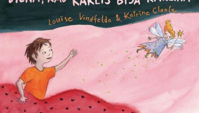 """15 детских садов готовы работать с книгой """"День, когда Карлис был Карлиной"""""""
