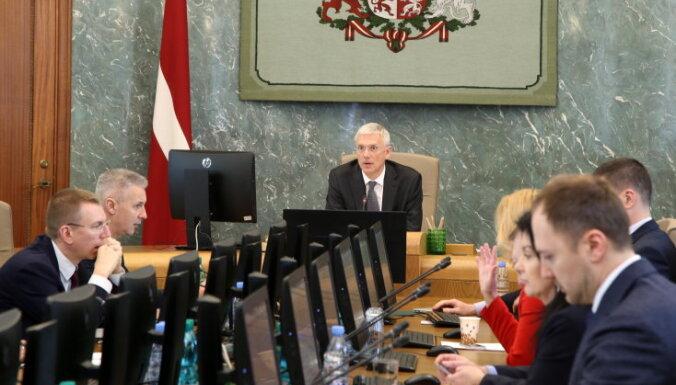 Valdība atliek jautājumu par LU rektora neapstiprināšanu