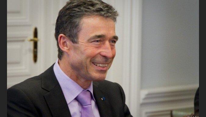 Расмуссен: страны Балтии могут быть довольны итогами саммита НАТО