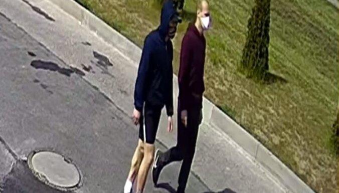 Внимание! Полиция разыскивает подозреваемых в особо тяжком преступлении