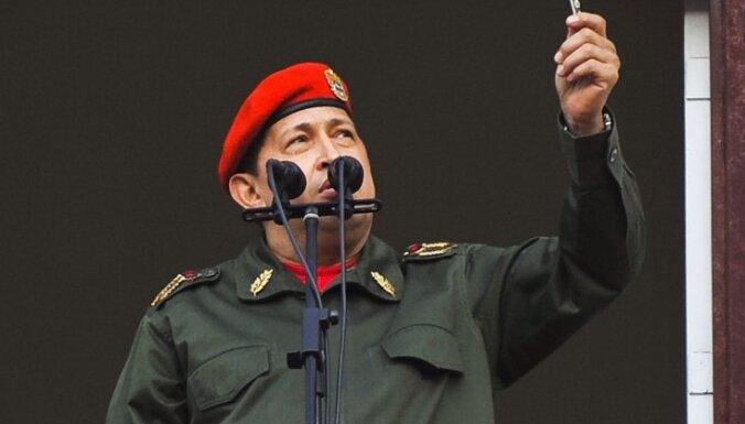 Чавес: кто-то целенаправленно заражает раком