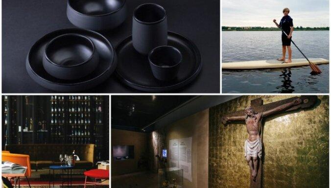 Foto: No supa dēļa līdz šampanieša bāram – Latvijas Dizaina gada balvas 2018 finālisti