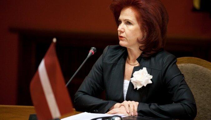 """Аболтиня: """"Единство"""" не отзовет кандидатуру Матисса"""