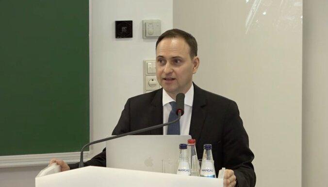 Rīgas Juridiskajā augstskolā notiek ikgadējā konference par cilvēktiesību jautājumiem. Video tiešraide