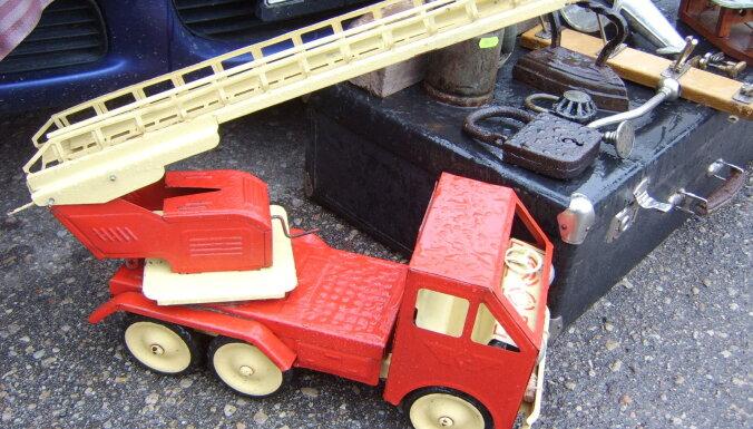 Nedēļas nogalē Biķerniekos norisināsies restauratoru un kolekcionāru tirdziņš
