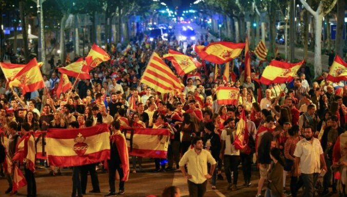 Žordi Kušarts: Es esmu politiskais ieslodzītais Spānijā