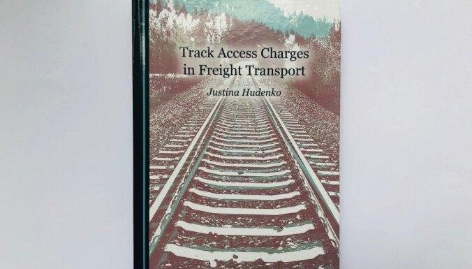 """Кембриджский университет издает книгу руководителя АО """"LatRailNet"""" об определении платы за железнодорожную инфраструктуру"""