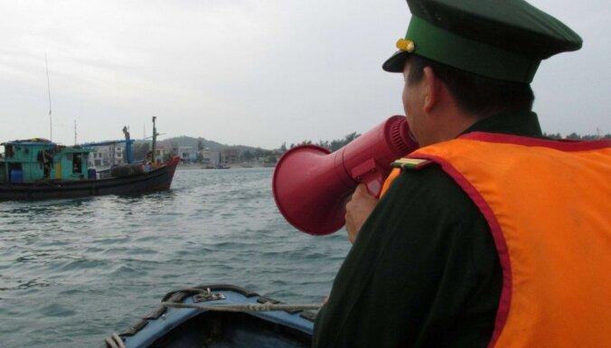 Filipīnās un Ķīnā gatavojas vētrai 'Karīna'