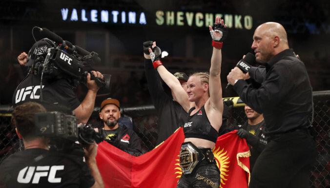 Американский чемпион UFC вызвал на бой девушку из Киргизии