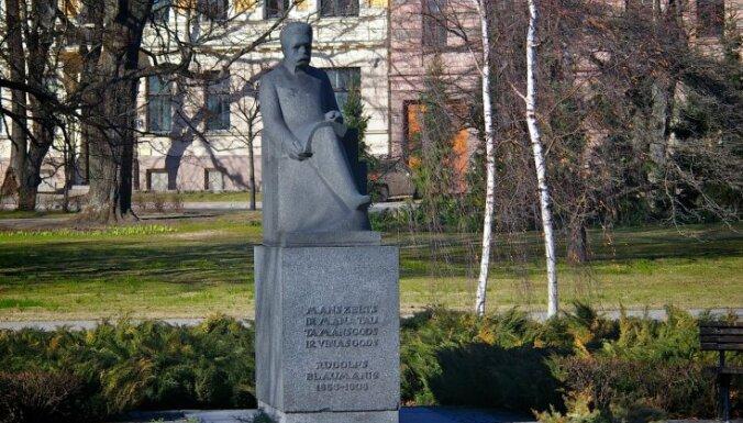 Aprit 150 gadi, kopš dzimis dramaturgs un prozaiķis Rūdolfs Blaumanis