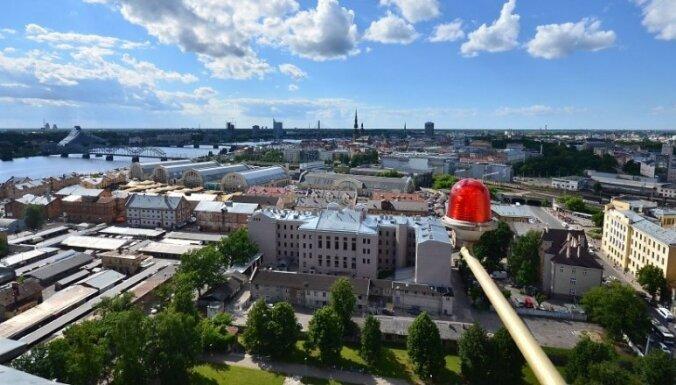 Рига вошла в десятку самых зеленых городов мира
