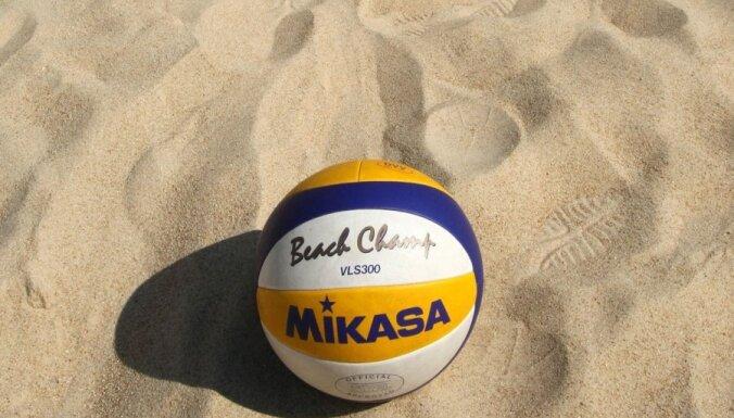 Бич-волейболистки закодировали на себе рекламу