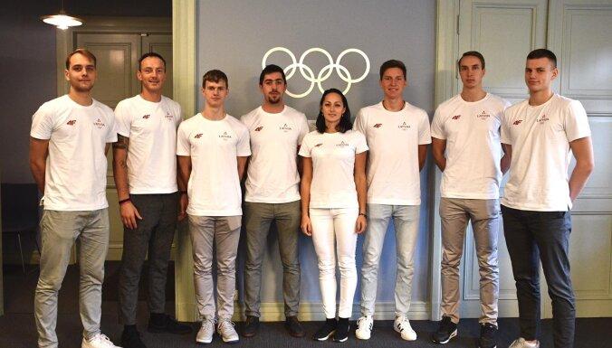 Pirmajās pludmales spēlēs Latviju pārstāvēs seši sportisti