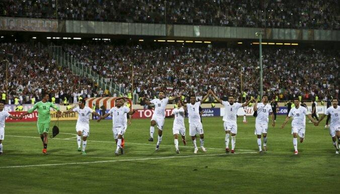Iran national soccer team