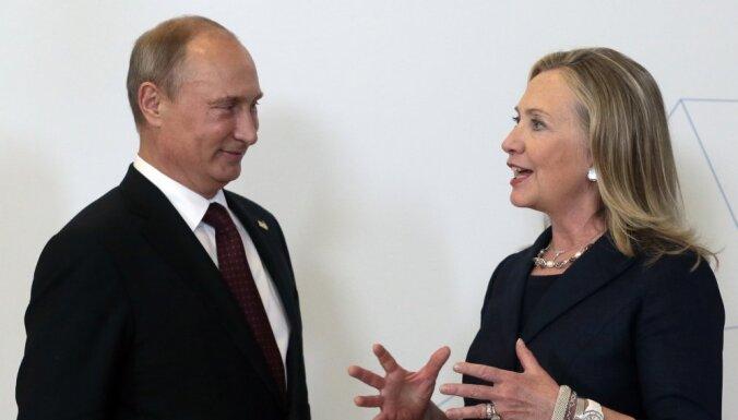 """СМИ: """"Панамское досье"""" выявило связь Клинтон с Кремлем"""