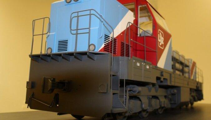 LDz на выставке EXPO в Астане представит прототип водородного локомотива
