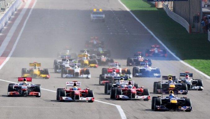 F-1: Гран-при Бахрейна отменен
