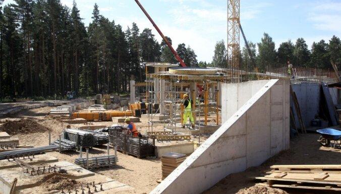Расходы на реконструкцию Большой эстрады в Межапарке выросли еще на 200 000 евро