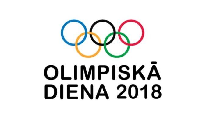 'Olimpiskās dienas' pasākumos Latvijā šogad sportos rekordliels dalībnieku skaits