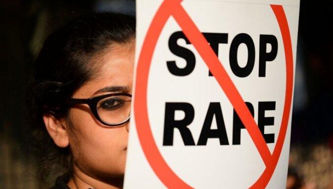 Indijā izvarota astoņus mēnešus veca meitenīte