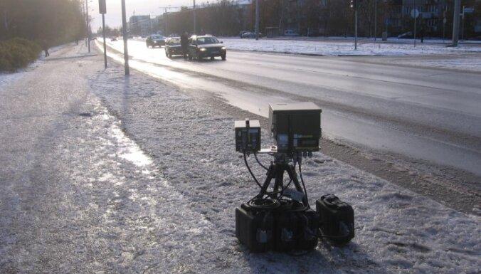 IeM aicinās neatpirkt fotoradarus no 'Vitronic GmbH'