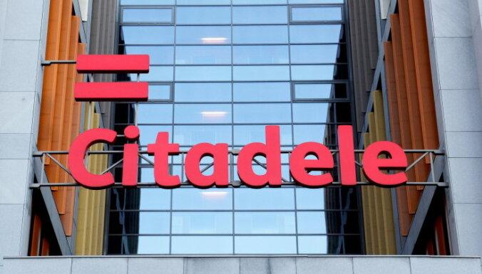 'Citadeles' grupa pirmajā pusgadā strādāja ar 25,4 miljonu eiro peļņu