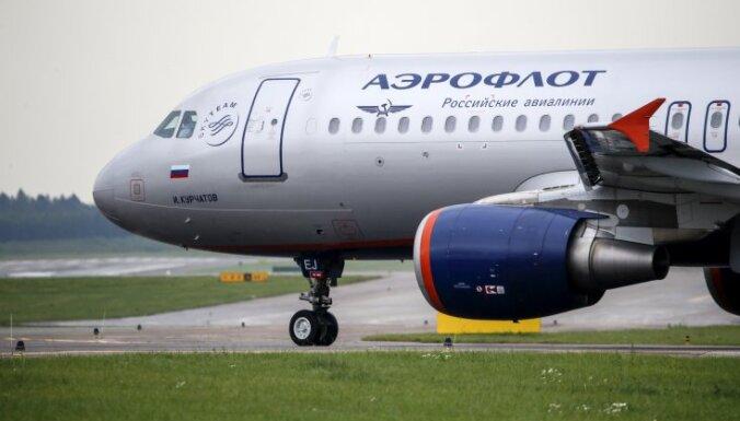 Вступил в силу запрет на авиасообщение между Россией и Грузией