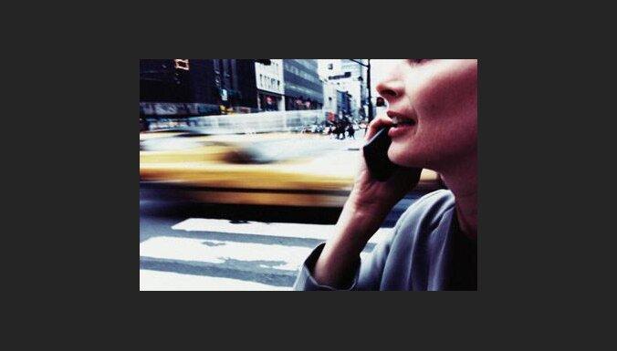 Pieaug mobilo tālruņu lietotāju skaits
