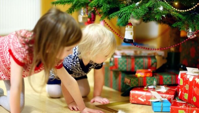 Mazulim pirmā Jaungada sagaidīšana: kā izvairīties no kļūdām