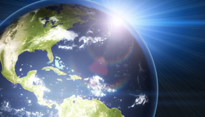 Zeme, planēta Zeme