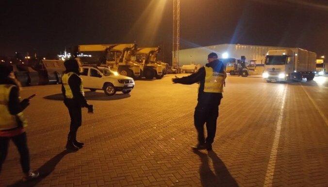 Valsts vides dienests Interpola operācijā atklājis nelikumīgu metāllūžņu sūtījumu