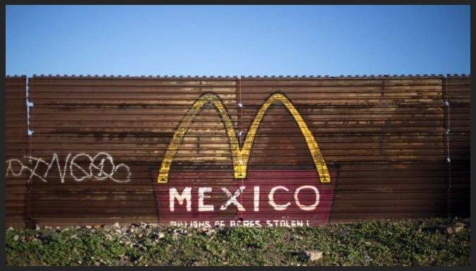 В Мексике призывают бойкотировать американские товары