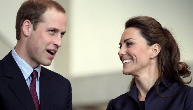 princis Viljams, Keita Midltona, karaliskās kāzas