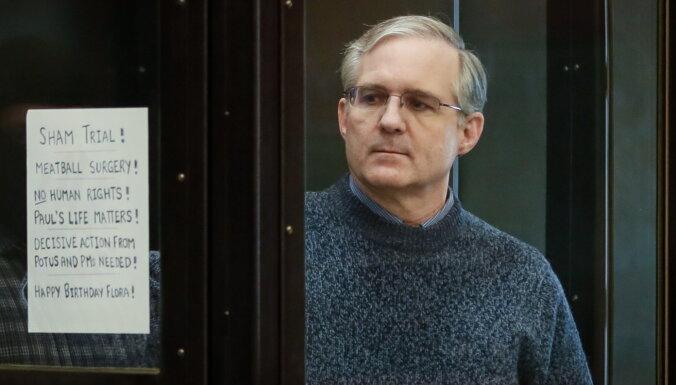 США призывают Россию немедленно освободить Пола Уилана