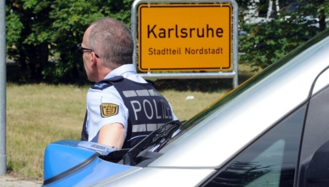 Исламисты планировали совершить в Германии теракт с помощью модели самолета