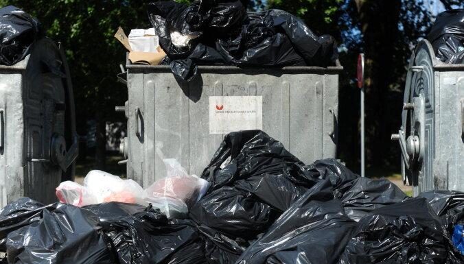Rīgā pēc 11. decembra atkritumu apsaimniekošanas kārtība nemainīsies, sola pašvaldība