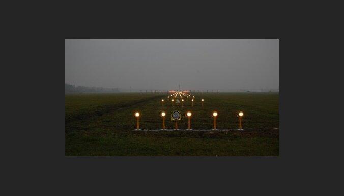 В аэропорту аварийно сел самолет Рига-Лондон